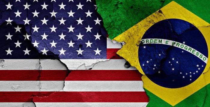 Gambling in Brazil market