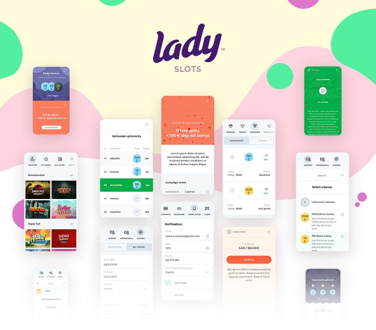 Lady Slots Casino