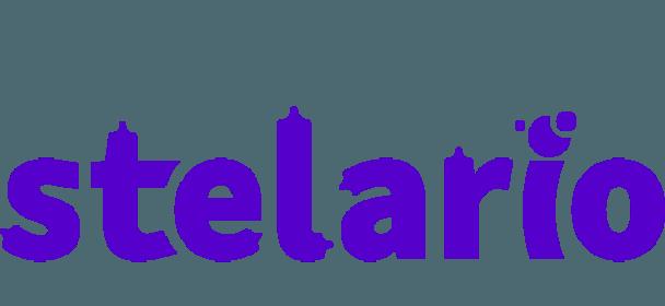 Stelario blue logo
